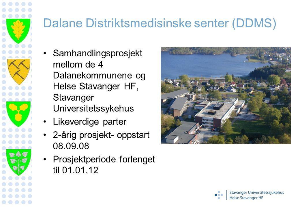 Dalane Distriktsmedisinske senter (DDMS)