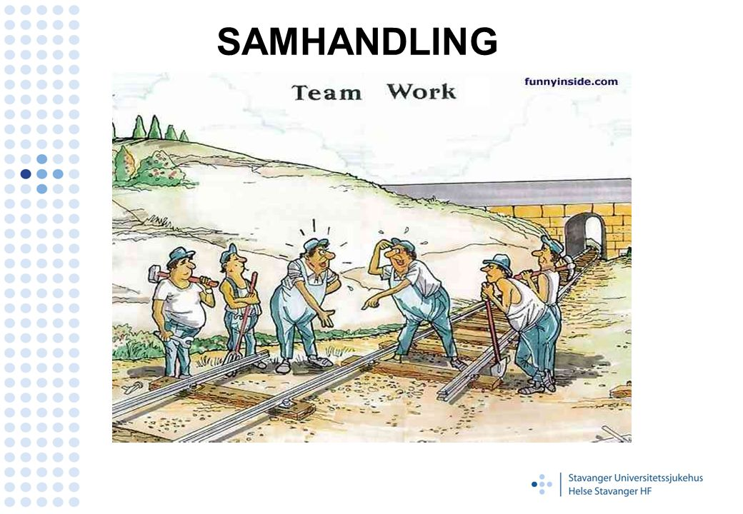 SAMHANDLING
