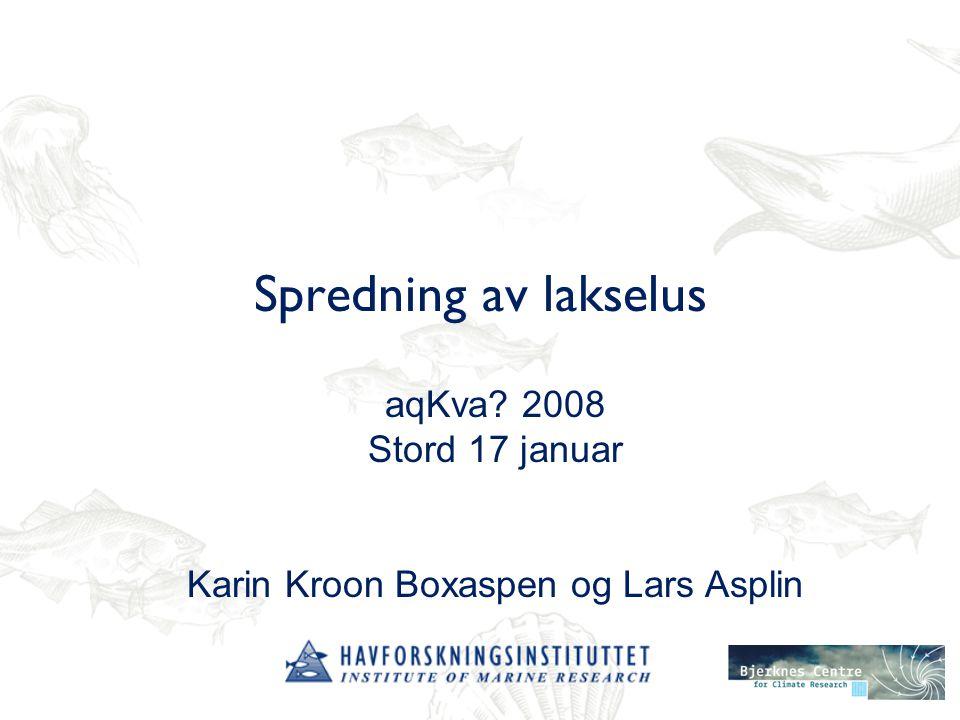 Karin Kroon Boxaspen og Lars Asplin