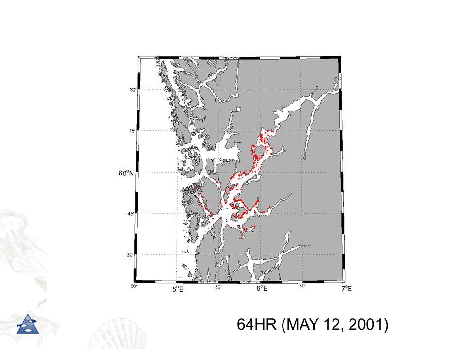 64HR (MAY 12, 2001)