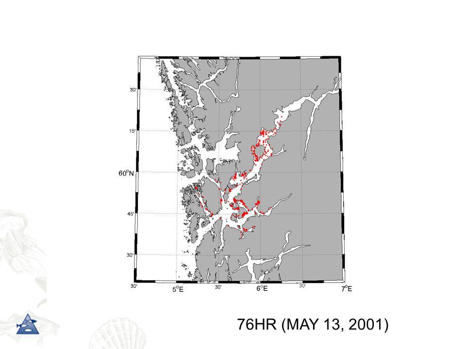 76HR (MAY 13, 2001)