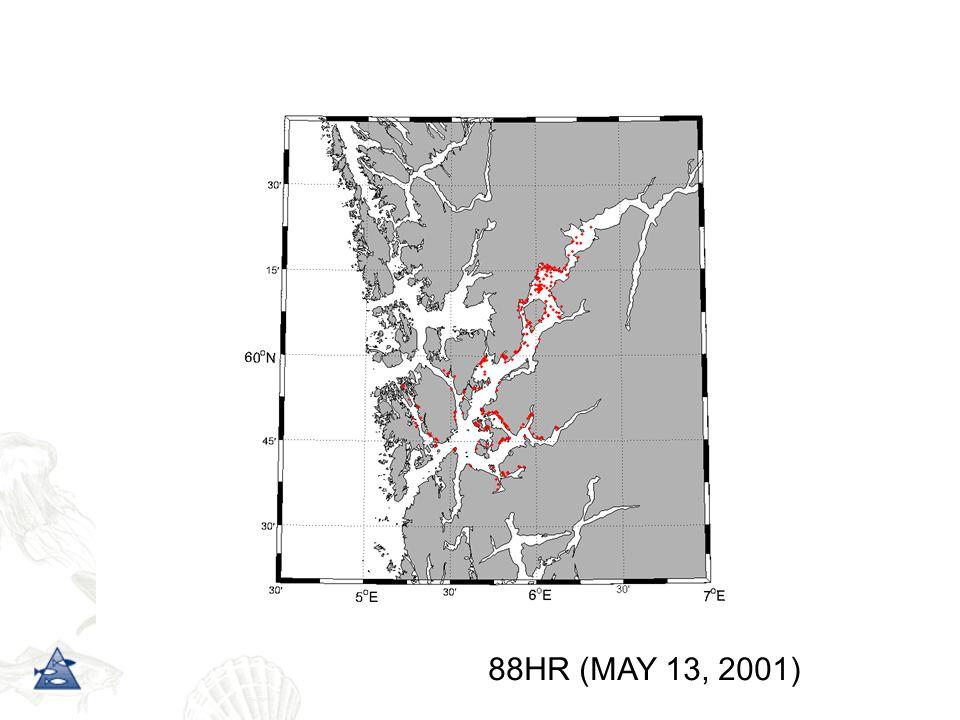 88HR (MAY 13, 2001)