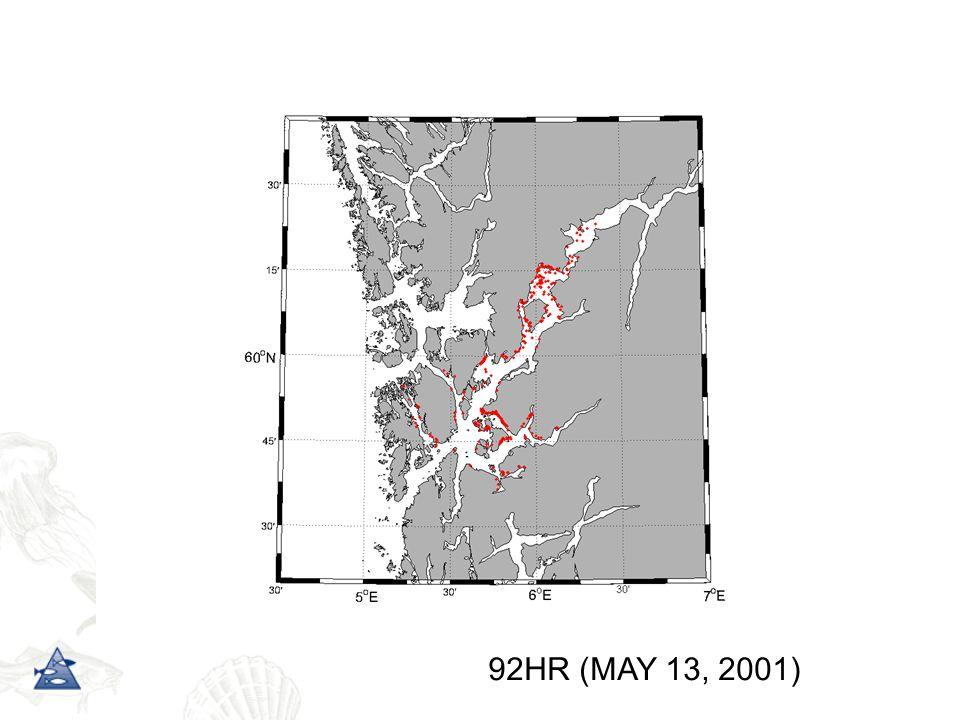 92HR (MAY 13, 2001)