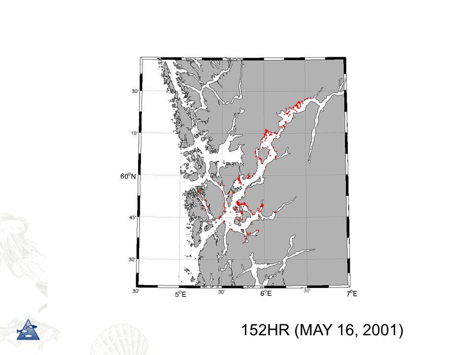 152HR (MAY 16, 2001)