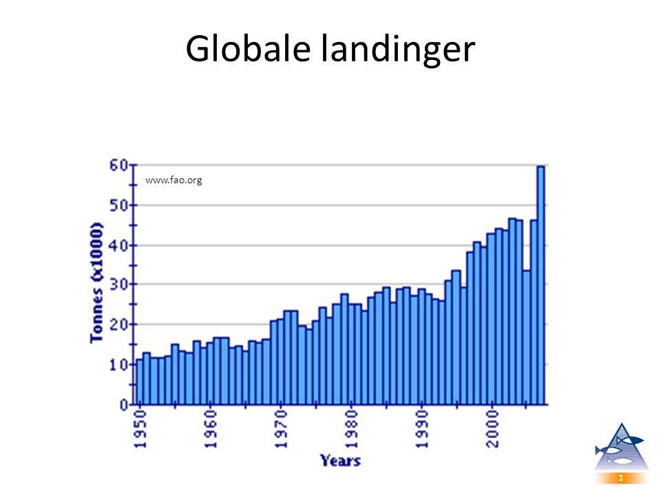Globale landinger www.fao.org