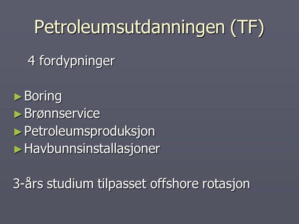 Petroleumsutdanningen (TF)