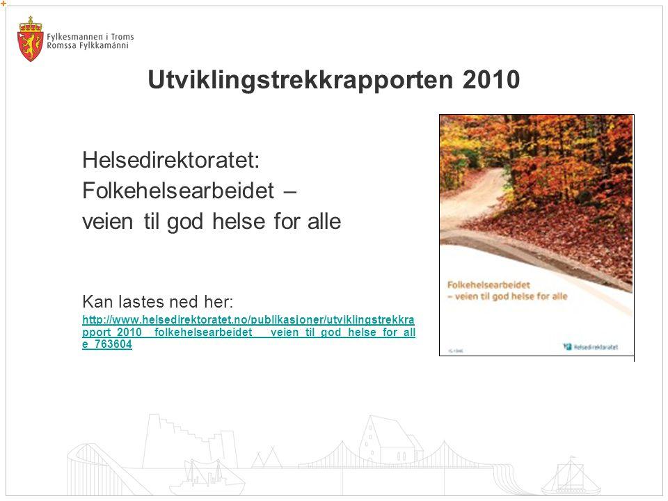 Utviklingstrekkrapporten 2010