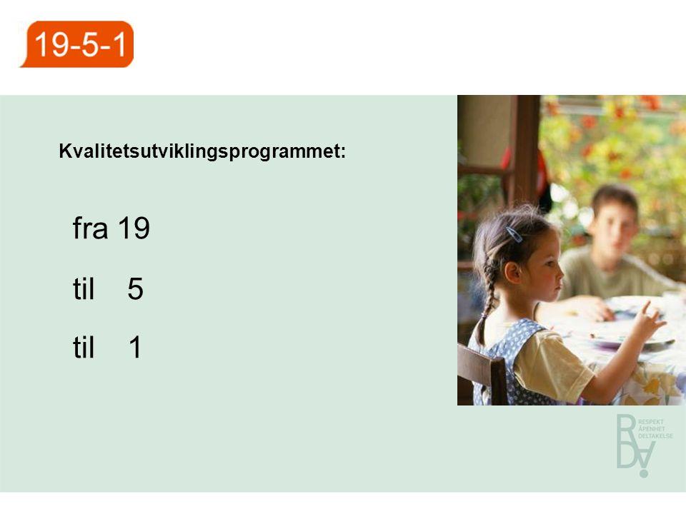 Kvalitetsutviklingsprogrammet: