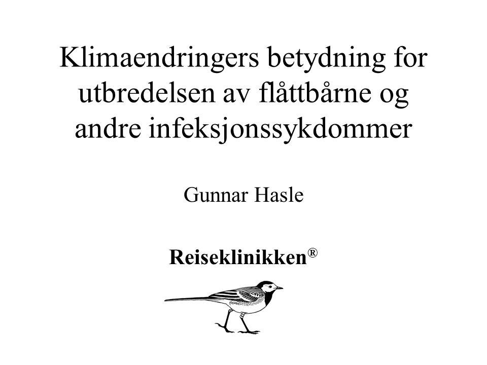 Gunnar Hasle Reiseklinikken®