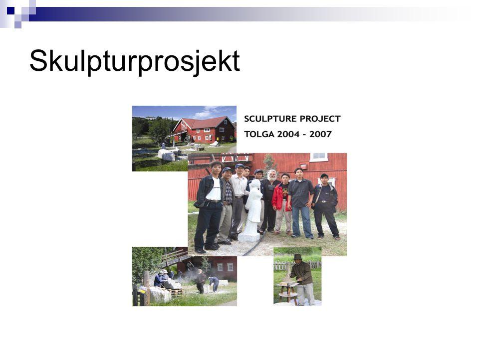 Skulpturprosjekt