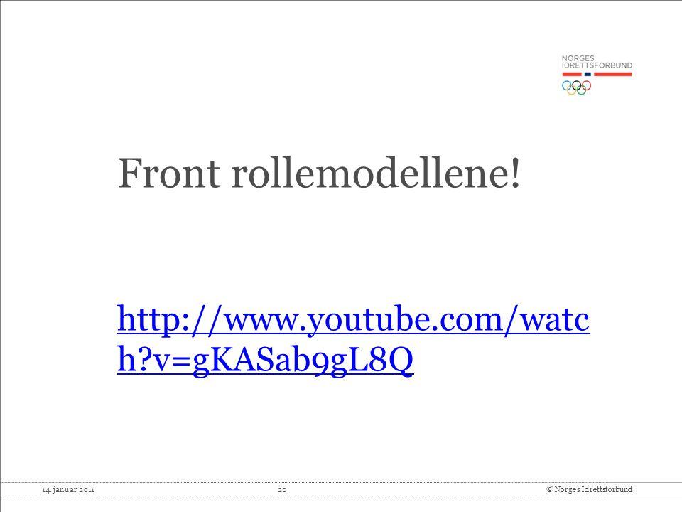 Front rollemodellene! http://www.youtube.com/watch v=gKASab9gL8Q