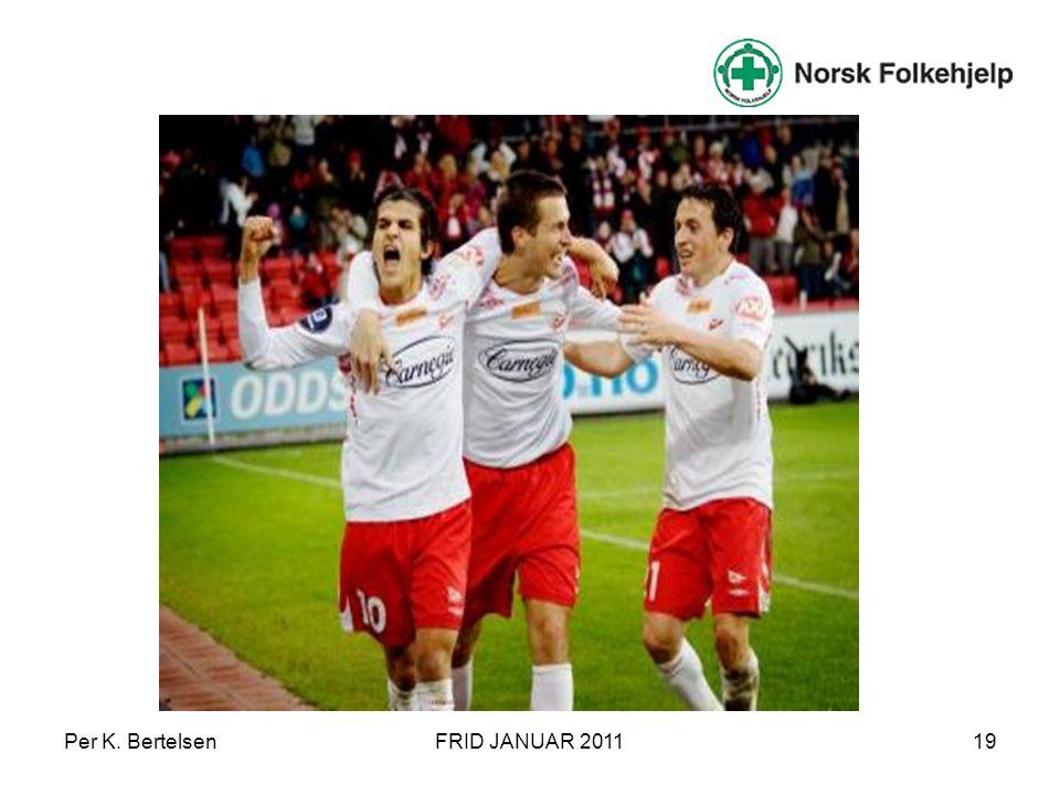 Per K. Bertelsen FRID JANUAR 2011