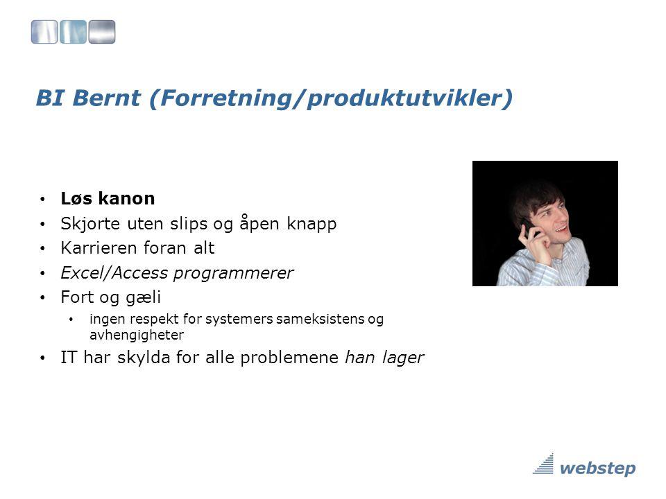 BI Bernt (Forretning/produktutvikler)