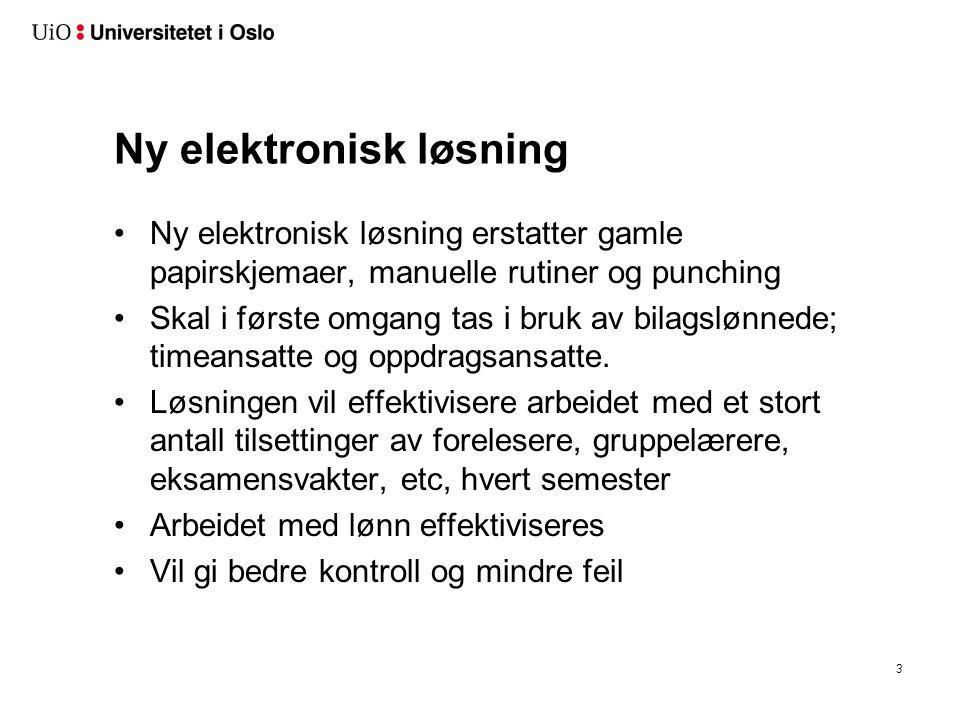 Bilagslønn Sverre Didriksen, USIT