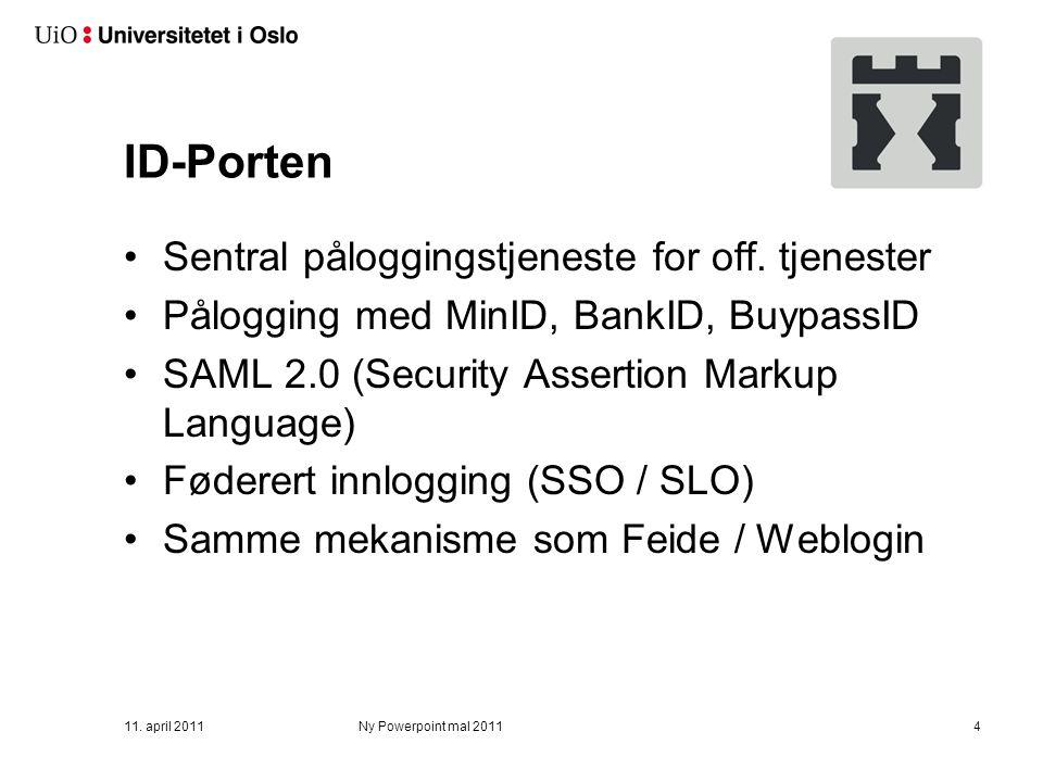 Utgangspunkt TSD 2.0 (Tjenester for Sensitive Data)