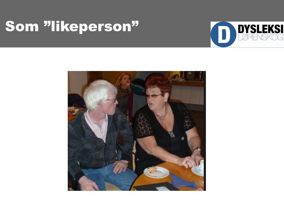 Som likeperson