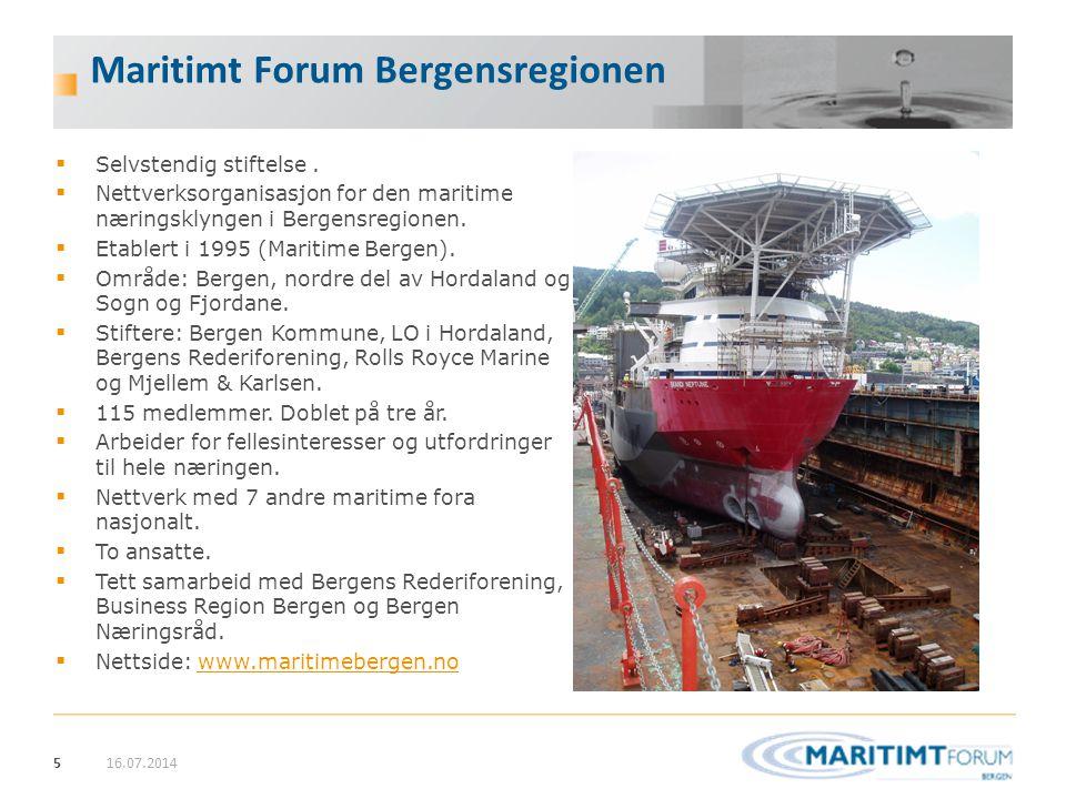 Maritimt Forum Bergensregionen