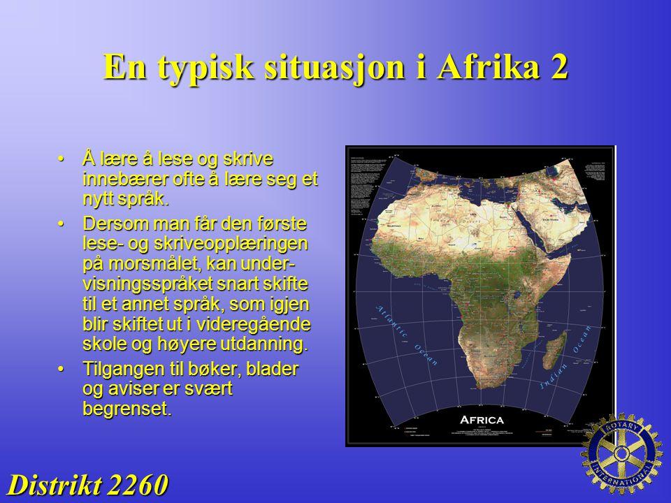 En typisk situasjon i Afrika 2