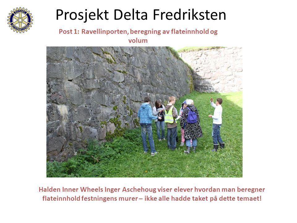 Prosjekt Delta Fredriksten