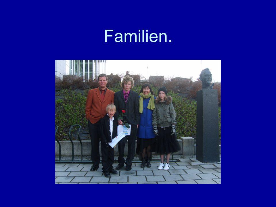 Familien.