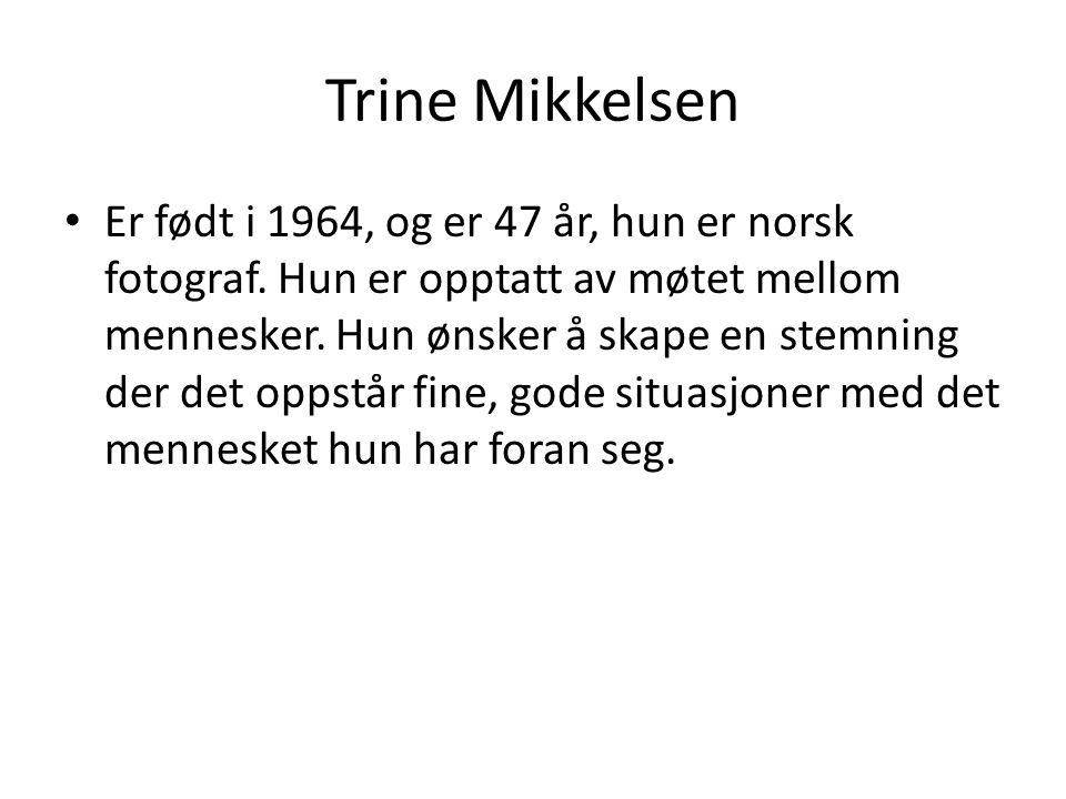 Trine Mikkelsen