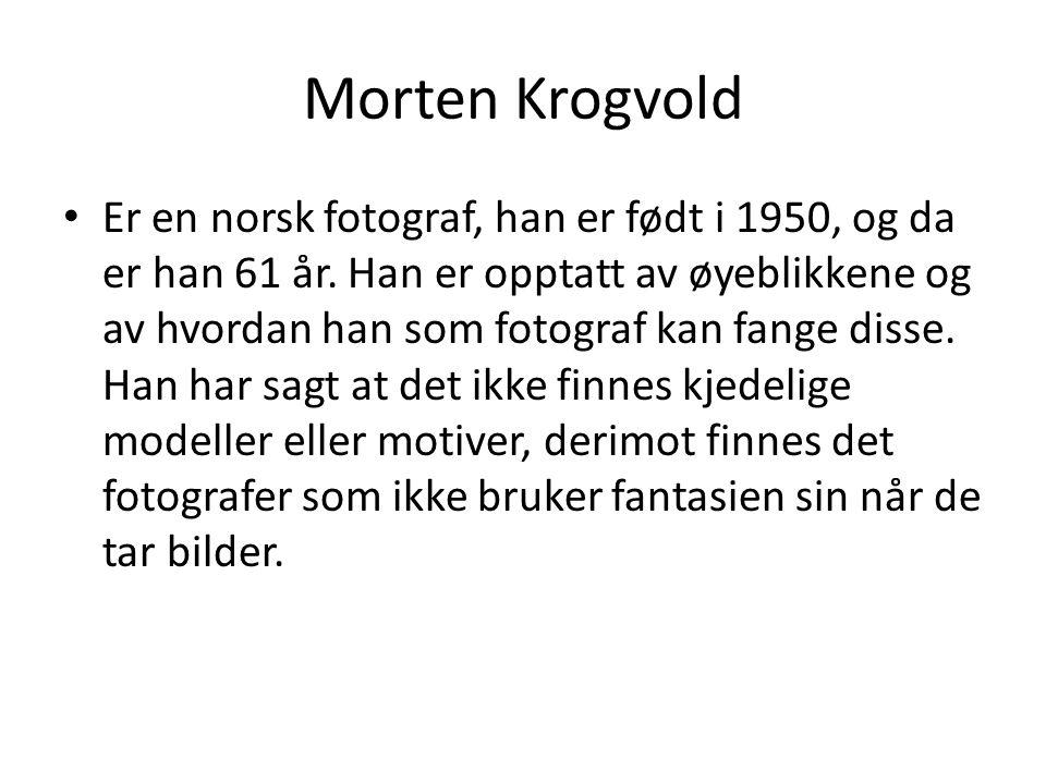 Morten Krogvold