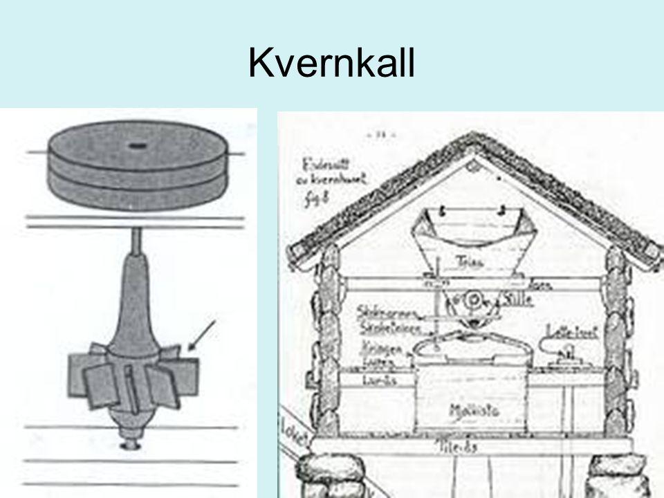 Kvernkall