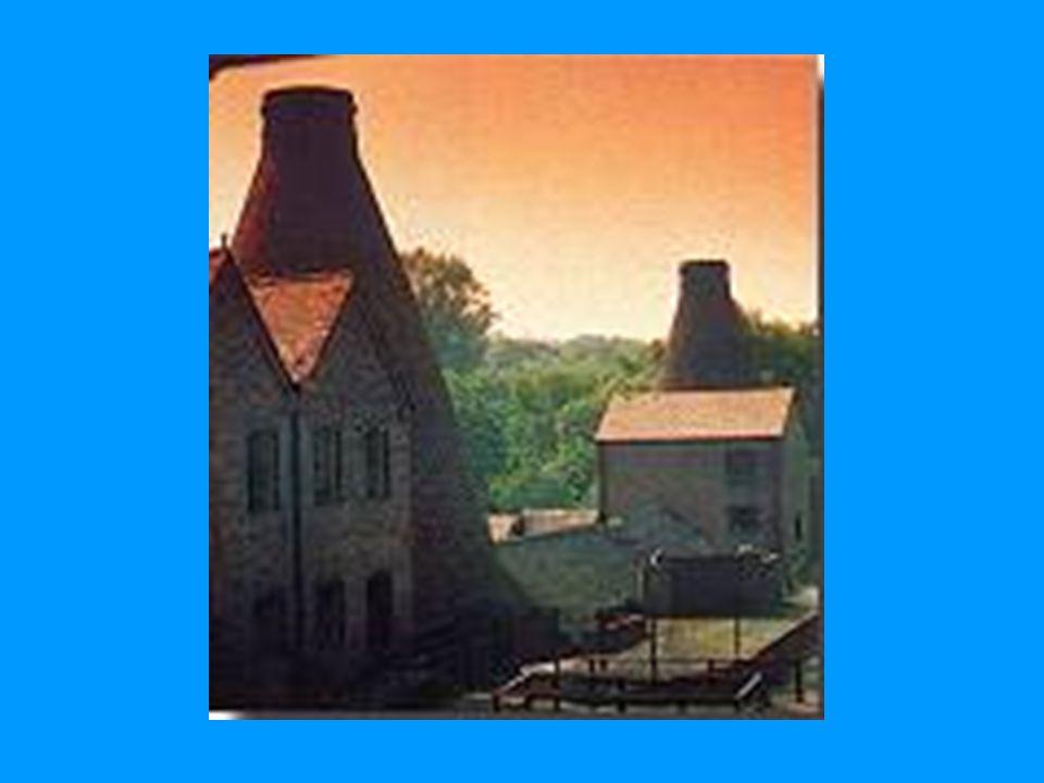Coalbrookdale I løpet av 40 år ble landsbyen Coalbrookdale i Shropshire der dette startet et viktig produksjonssted.