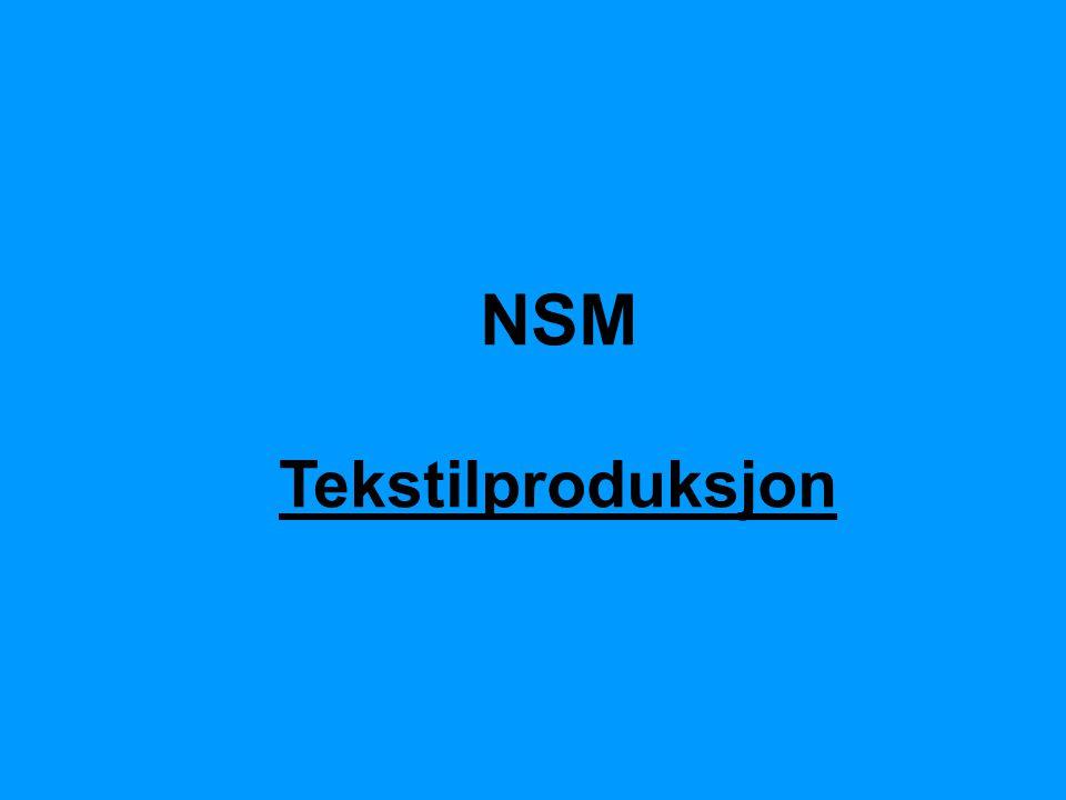 NSM Tekstilproduksjon