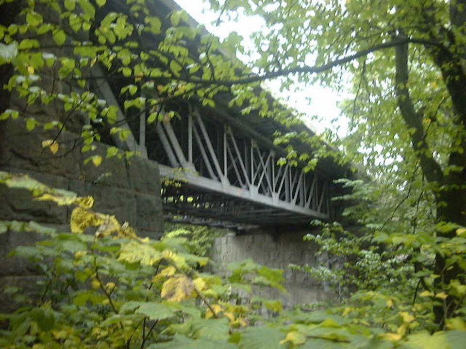 Bentsebrua, norsk fagverksbro.