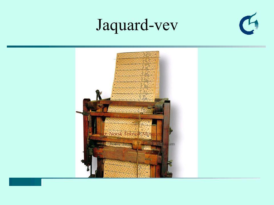 Jaquard-vev
