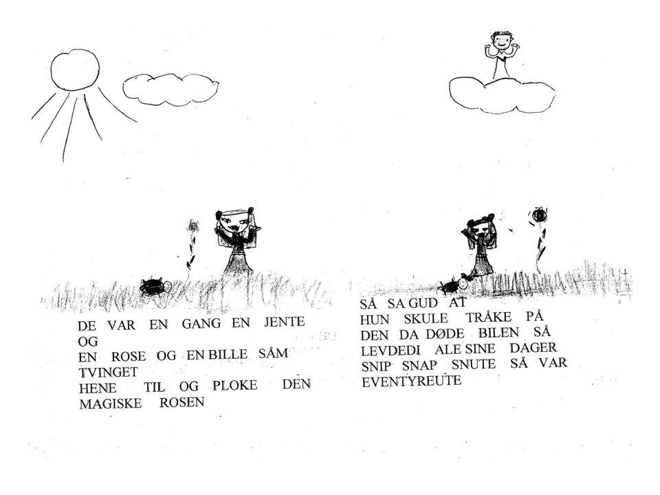 Vibeke – Eva kommenterer det norskfaglige etter Vibekes innledning