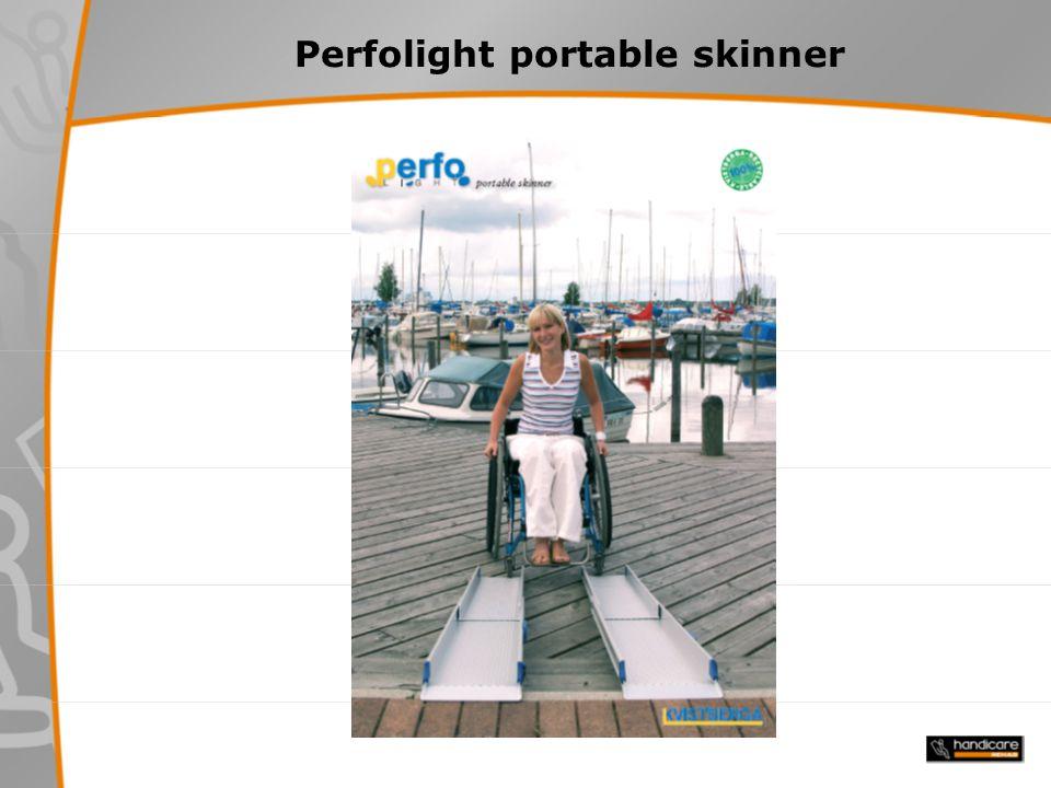 Perfolight portable skinner