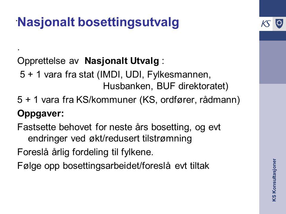 Nasjonalt bosettingsutvalg