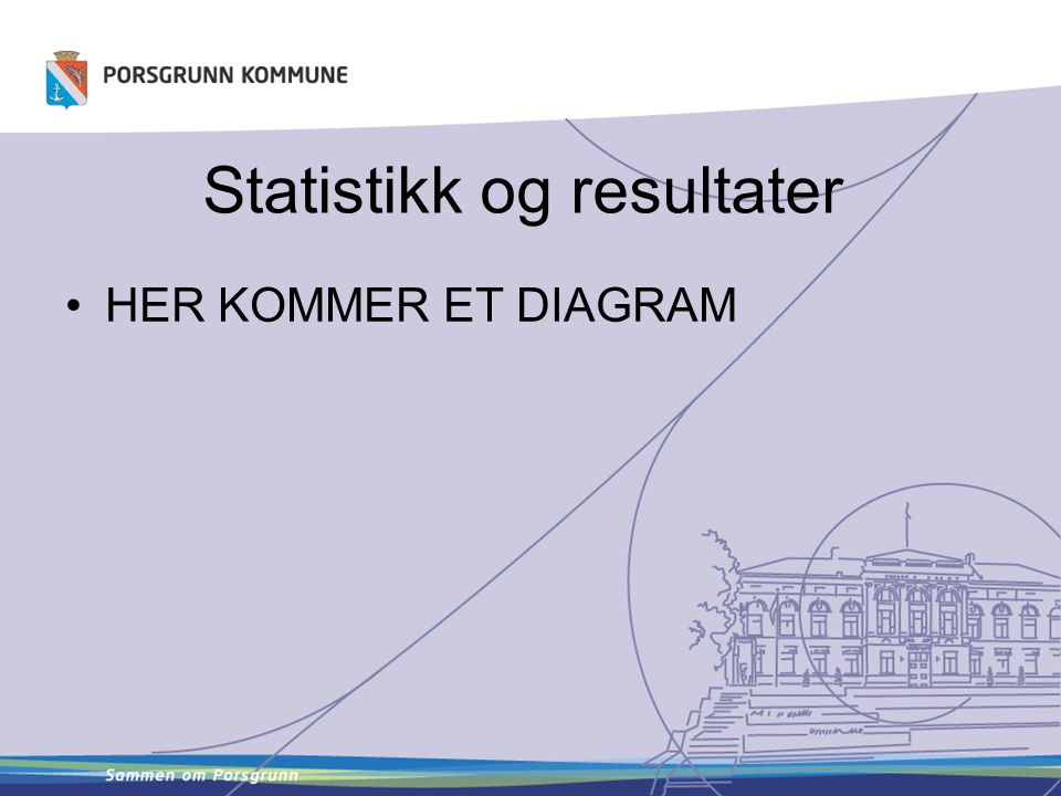 Statistikk og resultater