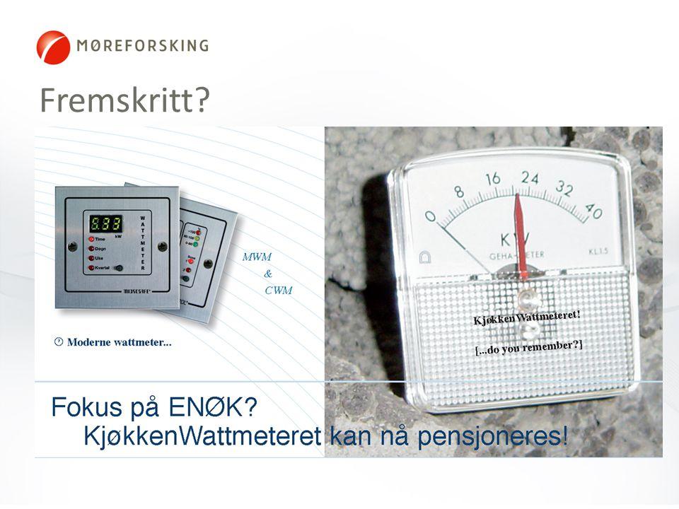 Fremskritt Støy i kommunikasjonen II