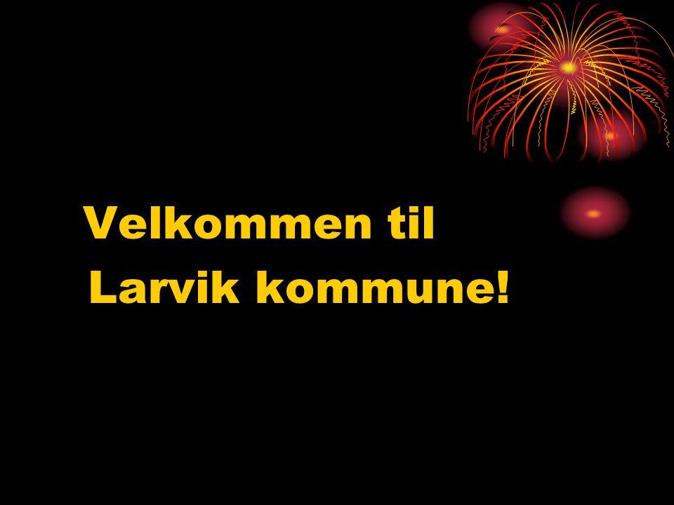 Velkommen til Larvik kommune!
