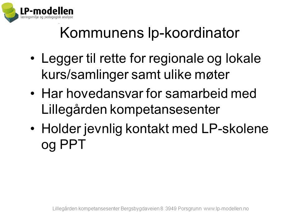 Kommunens lp-koordinator