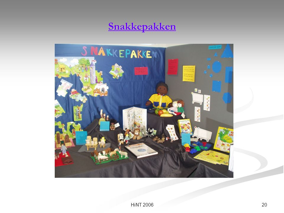 Snakkepakken HiNT 2006