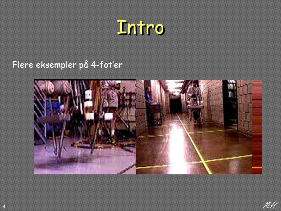 Intro Flere eksempler på 4-fot'er
