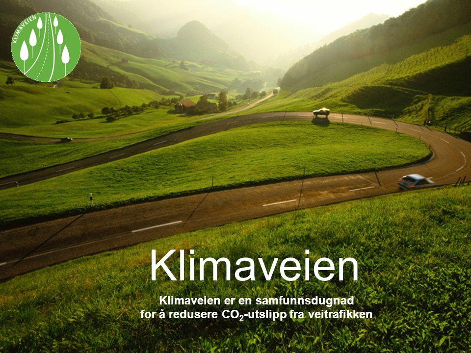 Klimaveien Klimaveien er en samfunnsdugnad