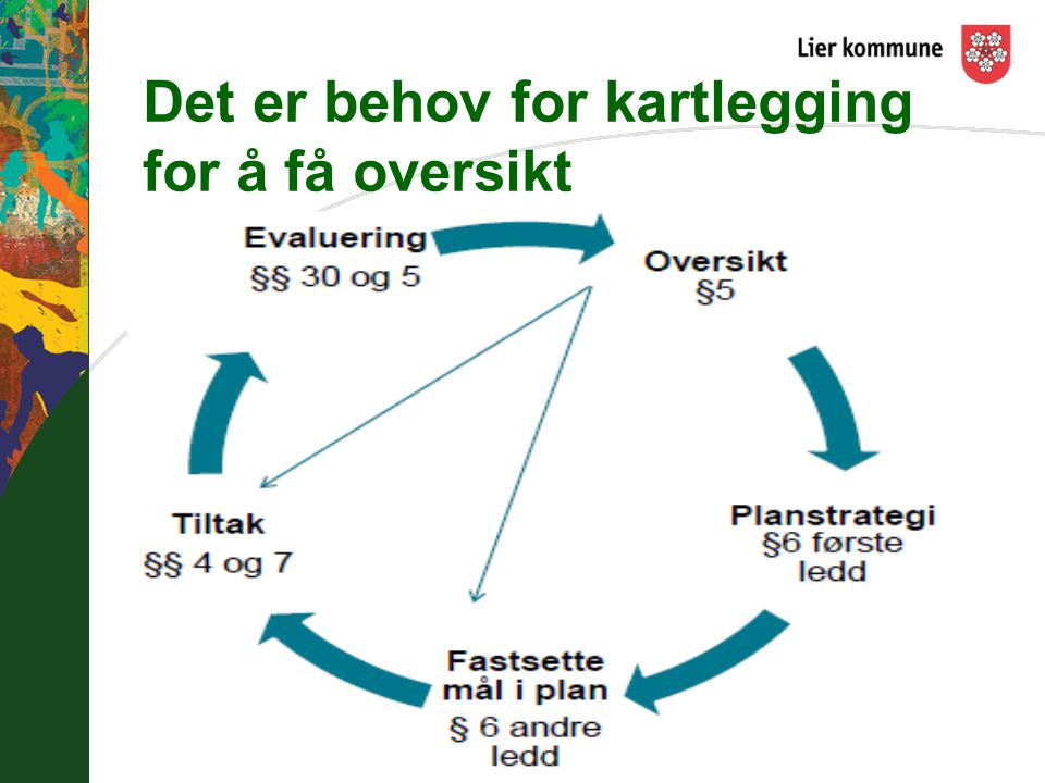 Det er behov for kartlegging for å få oversikt