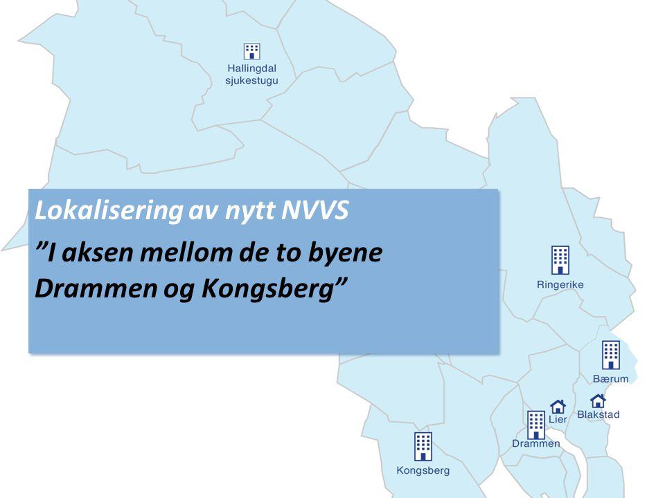 Lokalisering av nytt NVVS