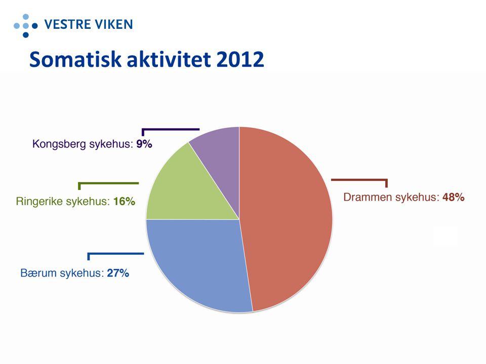 Somatisk aktivitet 2012