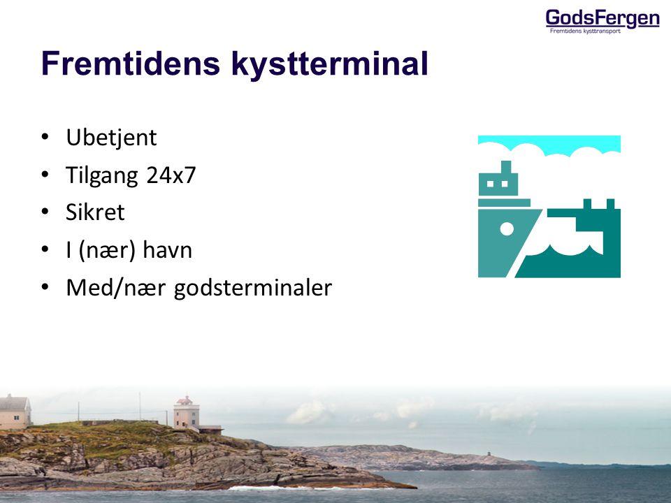 Fremtidens kystterminal