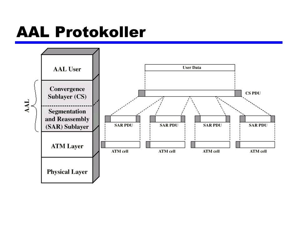 AAL Protokoller