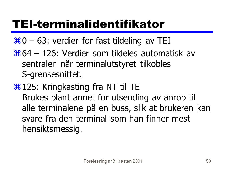TEI-terminalidentifikator