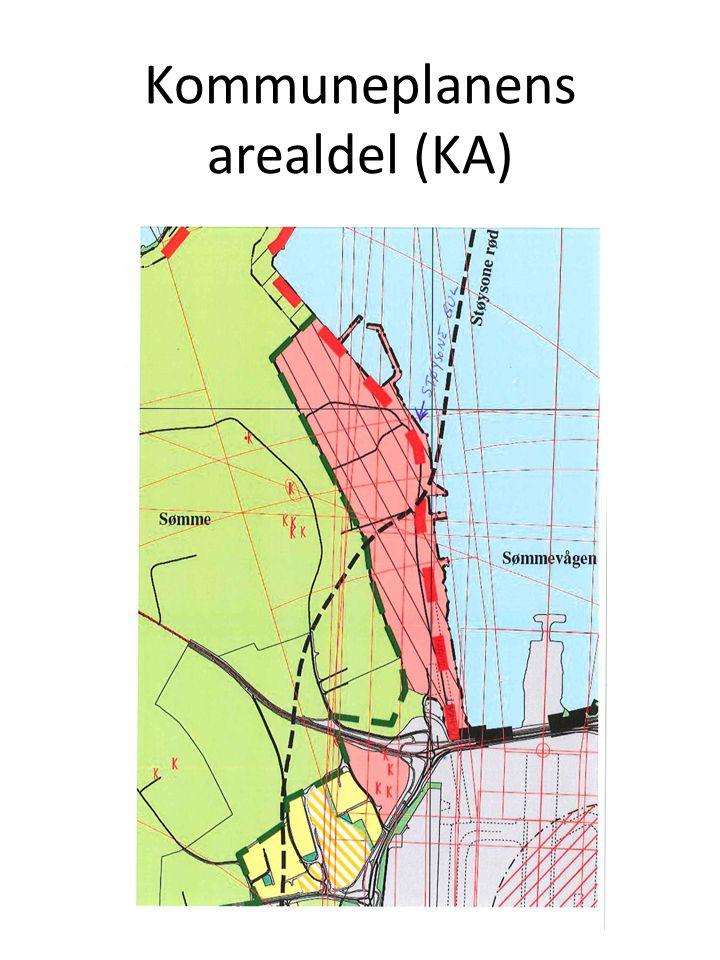 Kommuneplanens arealdel (KA)