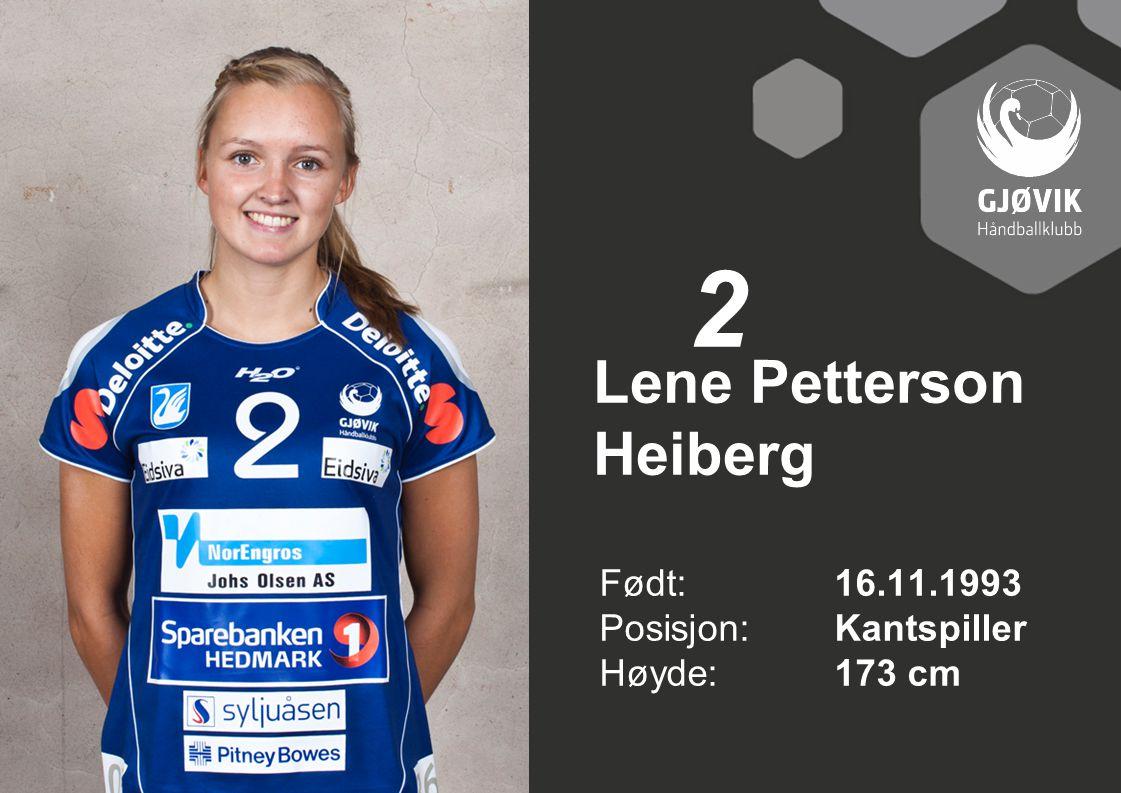 Lene Petterson Heiberg