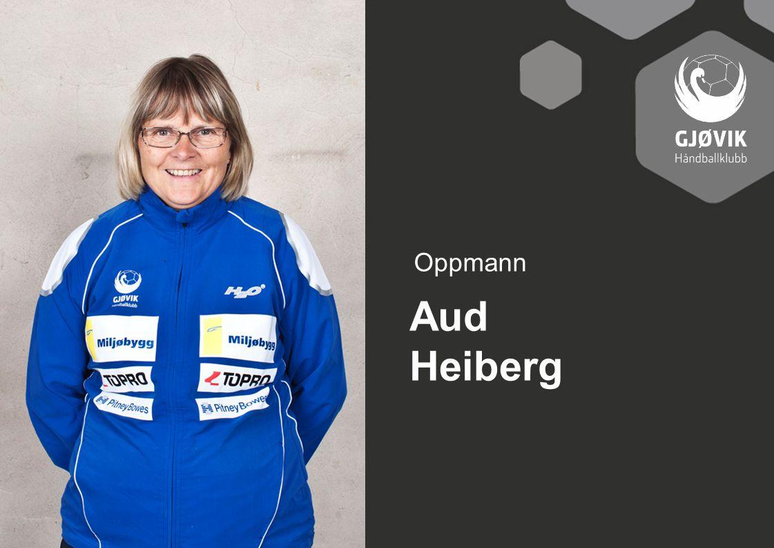 Oppmann Aud Heiberg